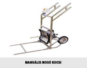 manuális mocsókocsi